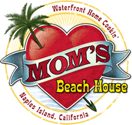 Mom's Beach House - Waterfront Home CookIn' on facebook