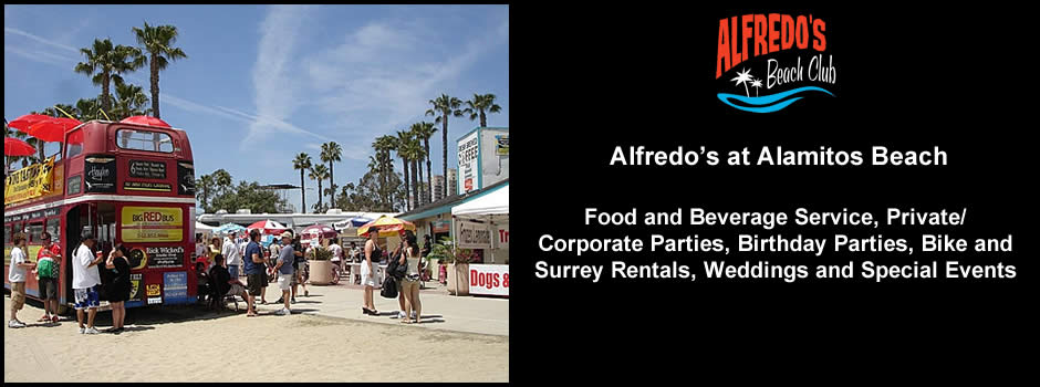 Alfredo's at Alimitos Beach