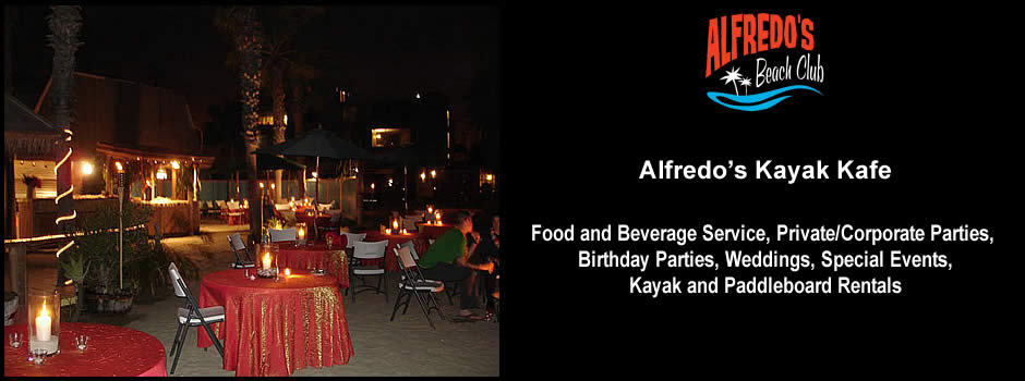 Alfredo's at Kayak kafe