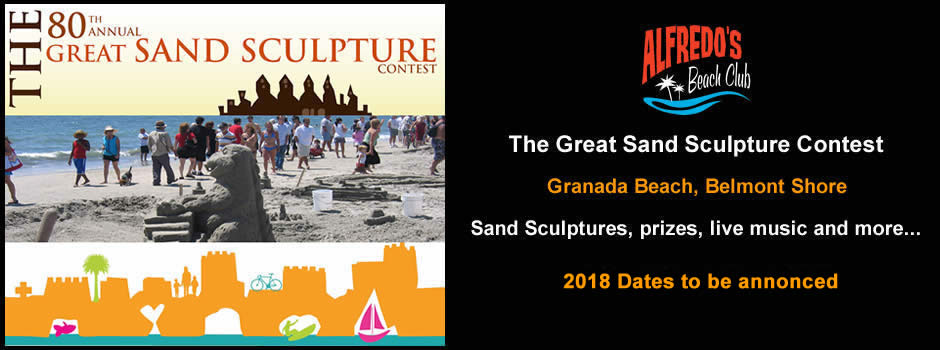 The Great Sand Sculpture Contest