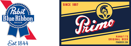 Pabst Blue Ribbon  Beer - Primo Beer