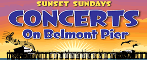 Sunset Sunday Concerts On Belmont Pier - Belmont Veterns Memorial Pier - Coming Summer 2013