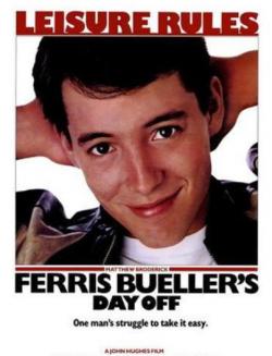 Ferris Bueler's Day Off